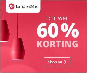 Lampen24 Zomersale korting tot wel 70%