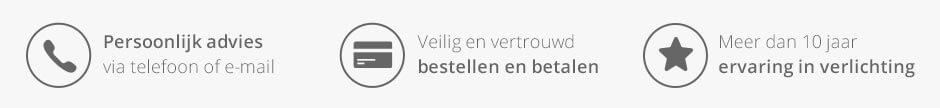 Voordelen van Lampen24.nl