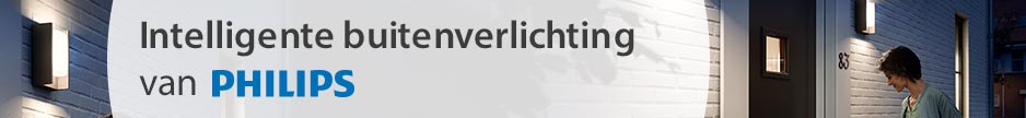 Philips buitenverlichting