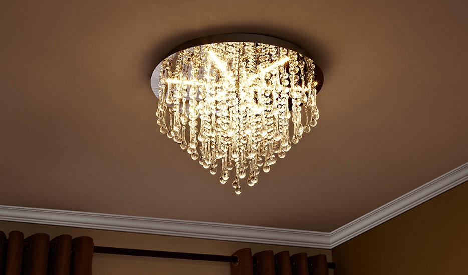 Stijlvolle Plafonniere Badkamer : Design plafondlampen voor een bijzonder interieur lampen24.nl