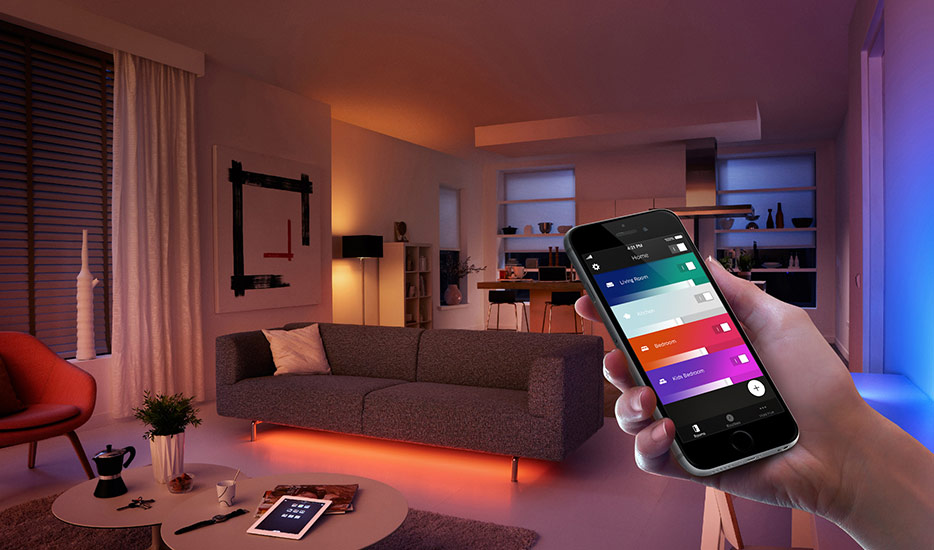 Philips hue smart home lampen online kopen lampen24.nl