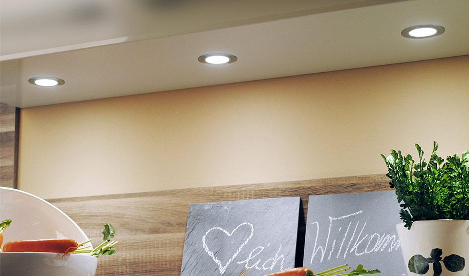 Aanbieding Led Lampen : Meubel inbouwspots lampen kopen op lampen24.nl