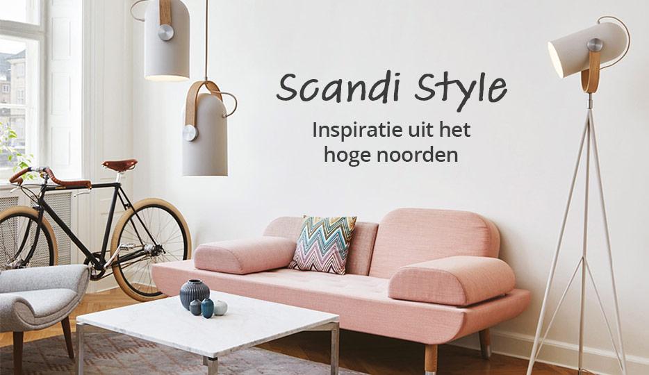 Hedendaags Scandinavische lampen & lampen in scandinavische stijl | Lampen24 YA-16