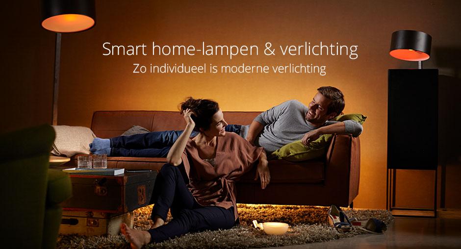 Smart home lampen verlichting lampen