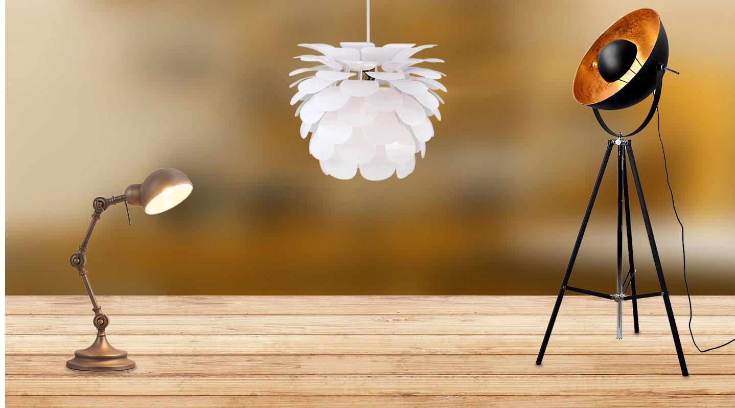 Lampen online kopen bij for Lampen bestellen
